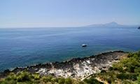 Panoramica costa di Maratea